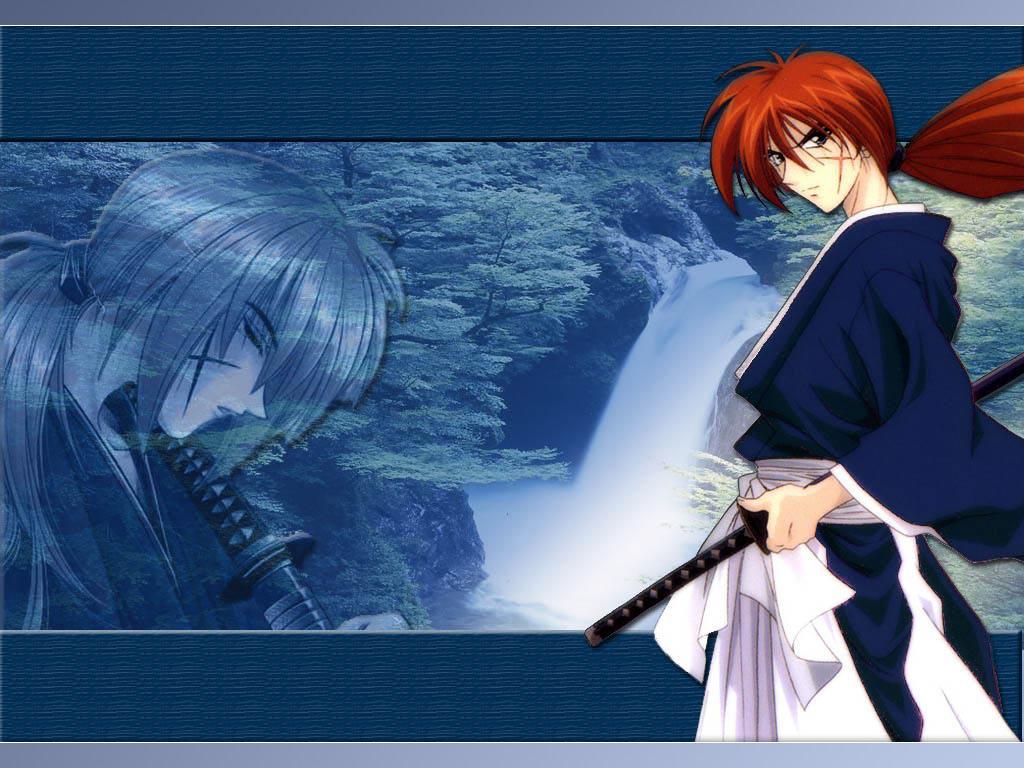42 Samurai X Wallpaper Rurouni Kenshin On Wallpapersafari