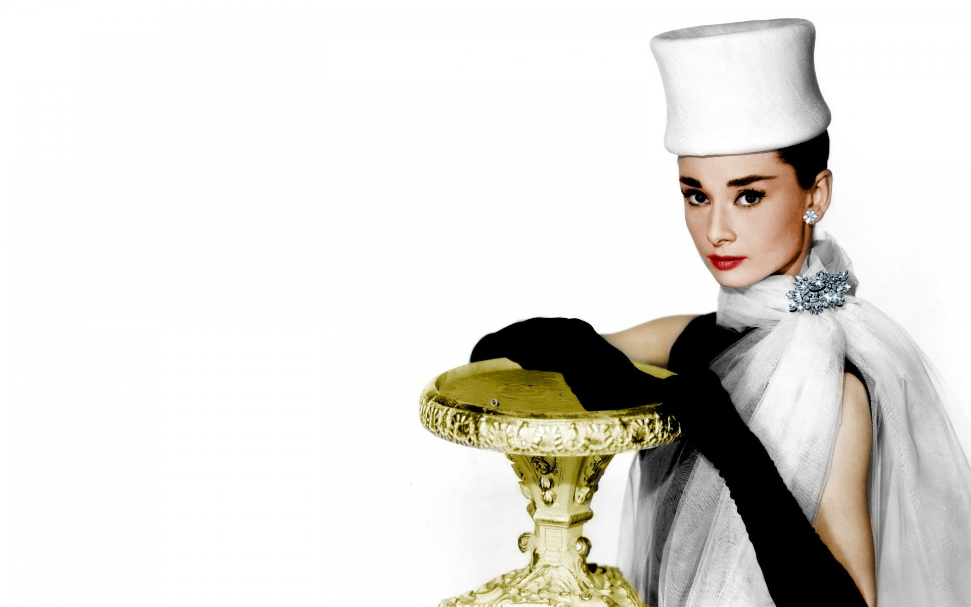 Audrey Hepburn Quote Wallpaper Desktop wallpaper 1920x1200