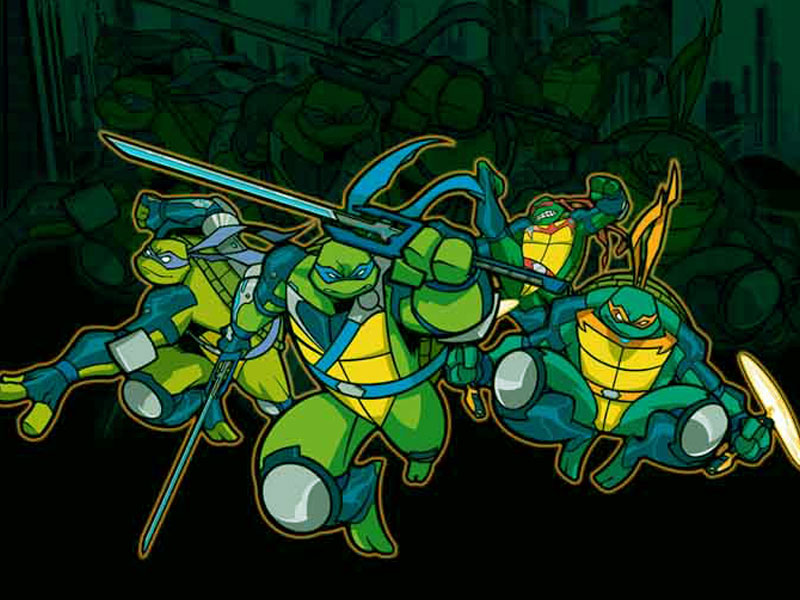 Ninja Turtles Wallpaper For Desktop
