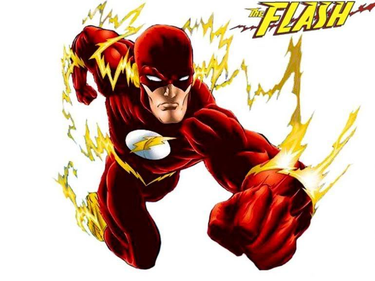 The Flash Wallpaper Background Theme Desktop 770x577