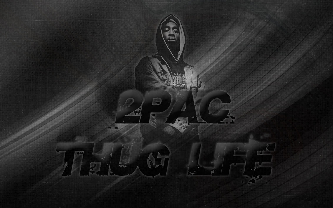 2pac   Thug Life by curtisblade 1131x707