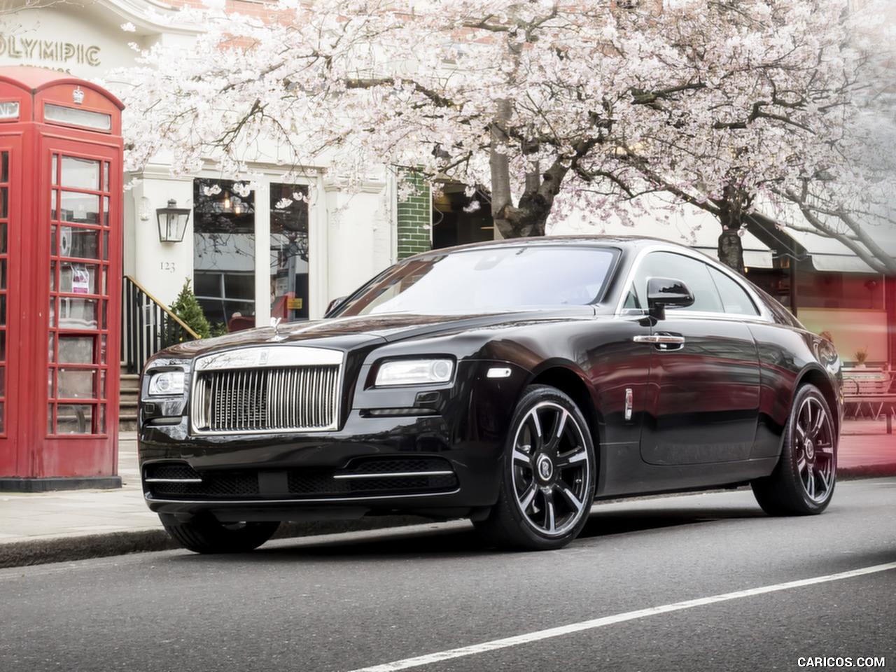 2017 Rolls Royce Wraith Inspired by British Music   Ronnie Wood 1280x960