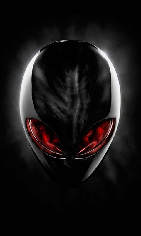 Cool Alien Wallpapers Wallpaper alien warior 480x800