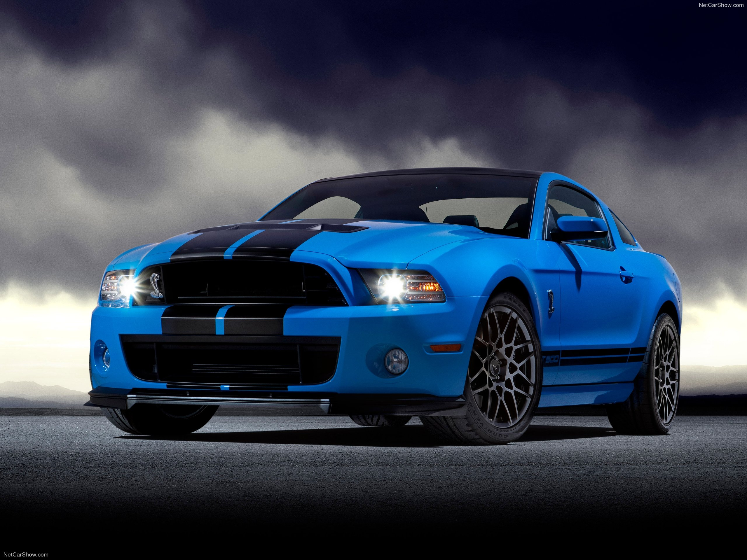 2013 Ford Mustang Shelby GT500 Exclusive HD Wallpapers 1345 2560x1920