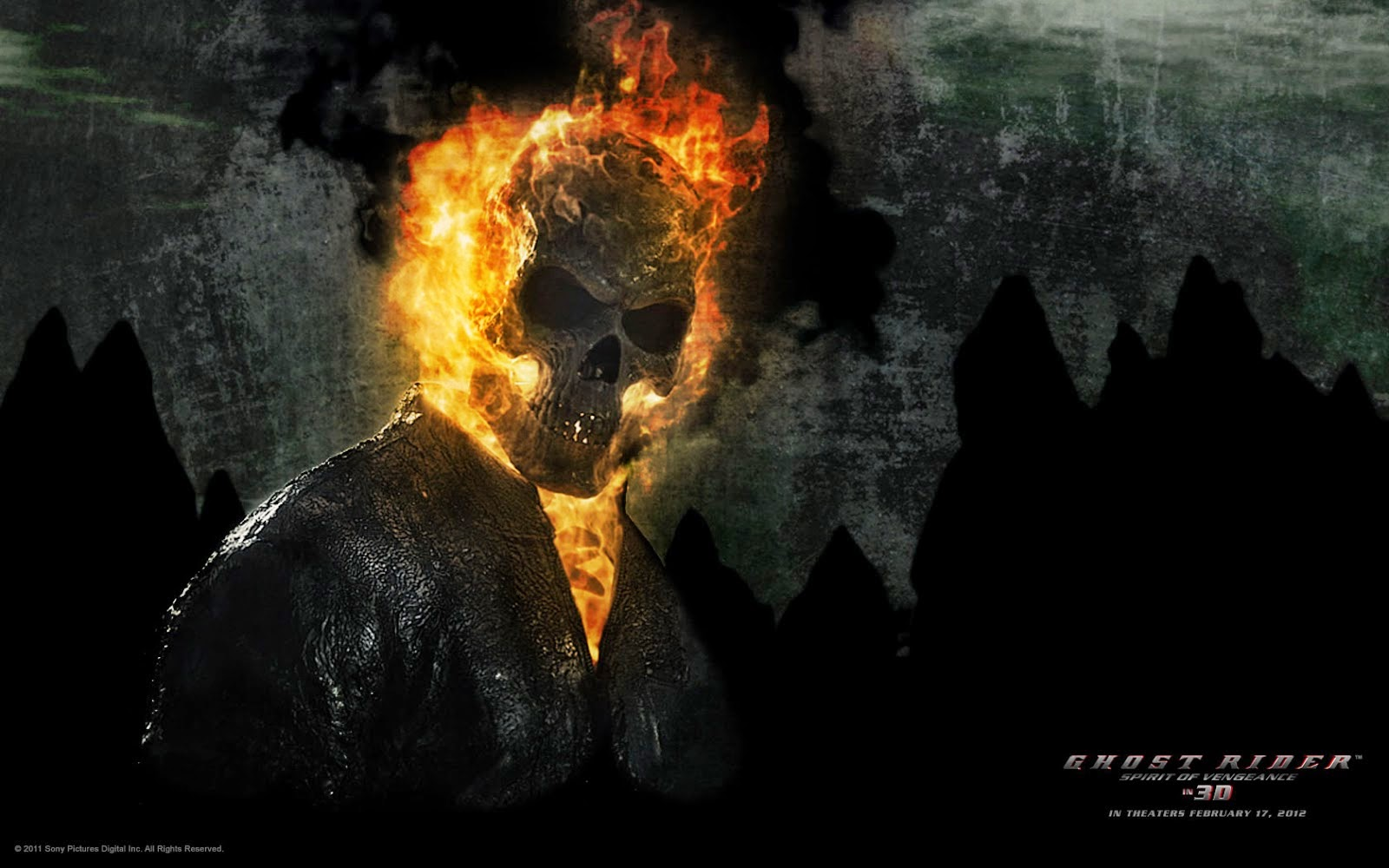 hd wallpapers ghost rider hd wallpapers ghost rider hd wallpapers 1600x1000