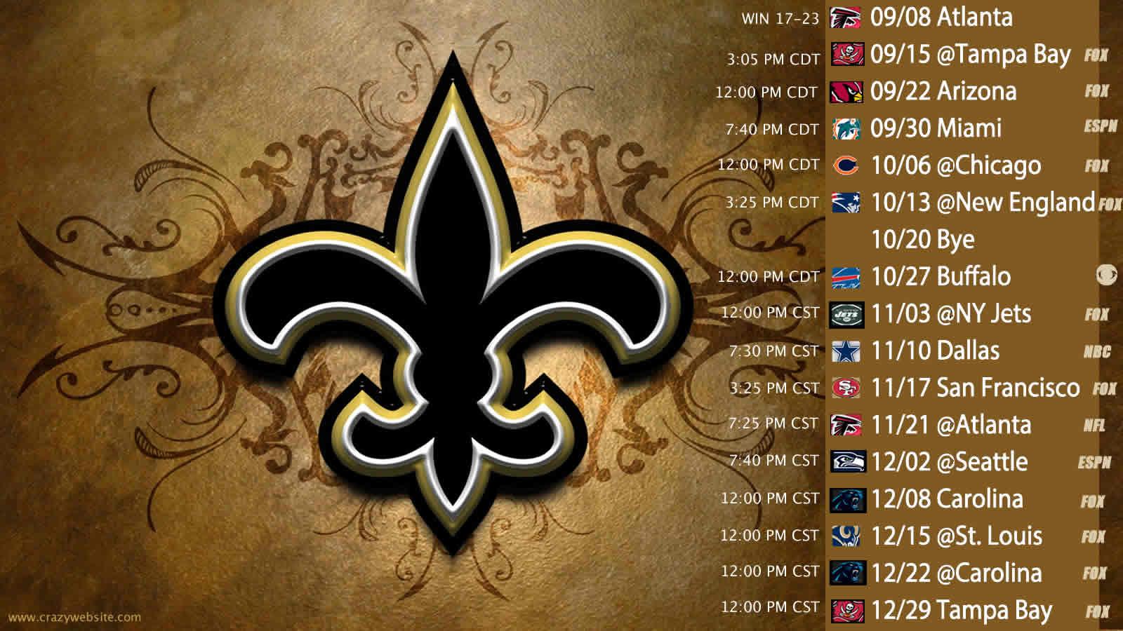 49 New Orleans Saints Wallpaper 2016 On Wallpapersafari