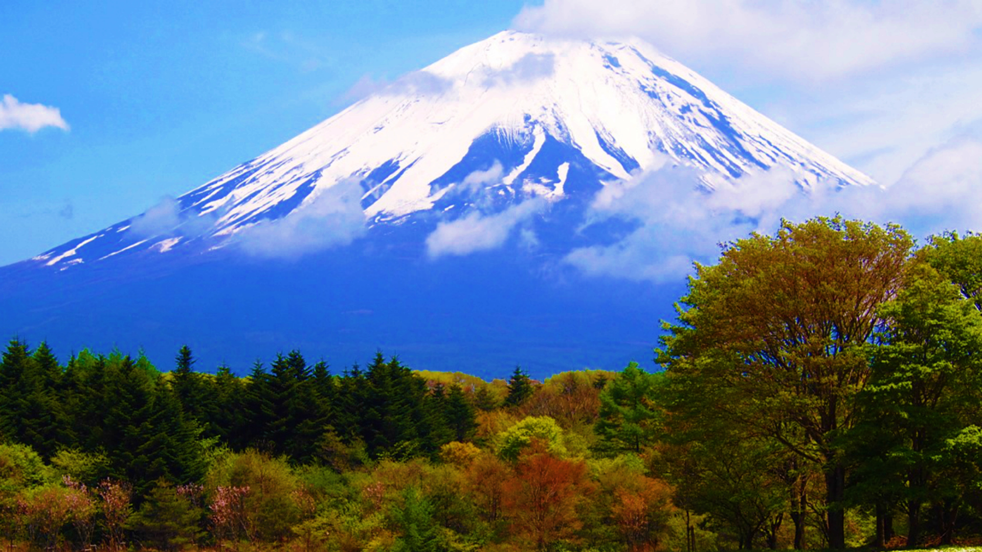 Mount Fuji Mountain Wallpaper   Travel HD Wallpapers 1920x1080