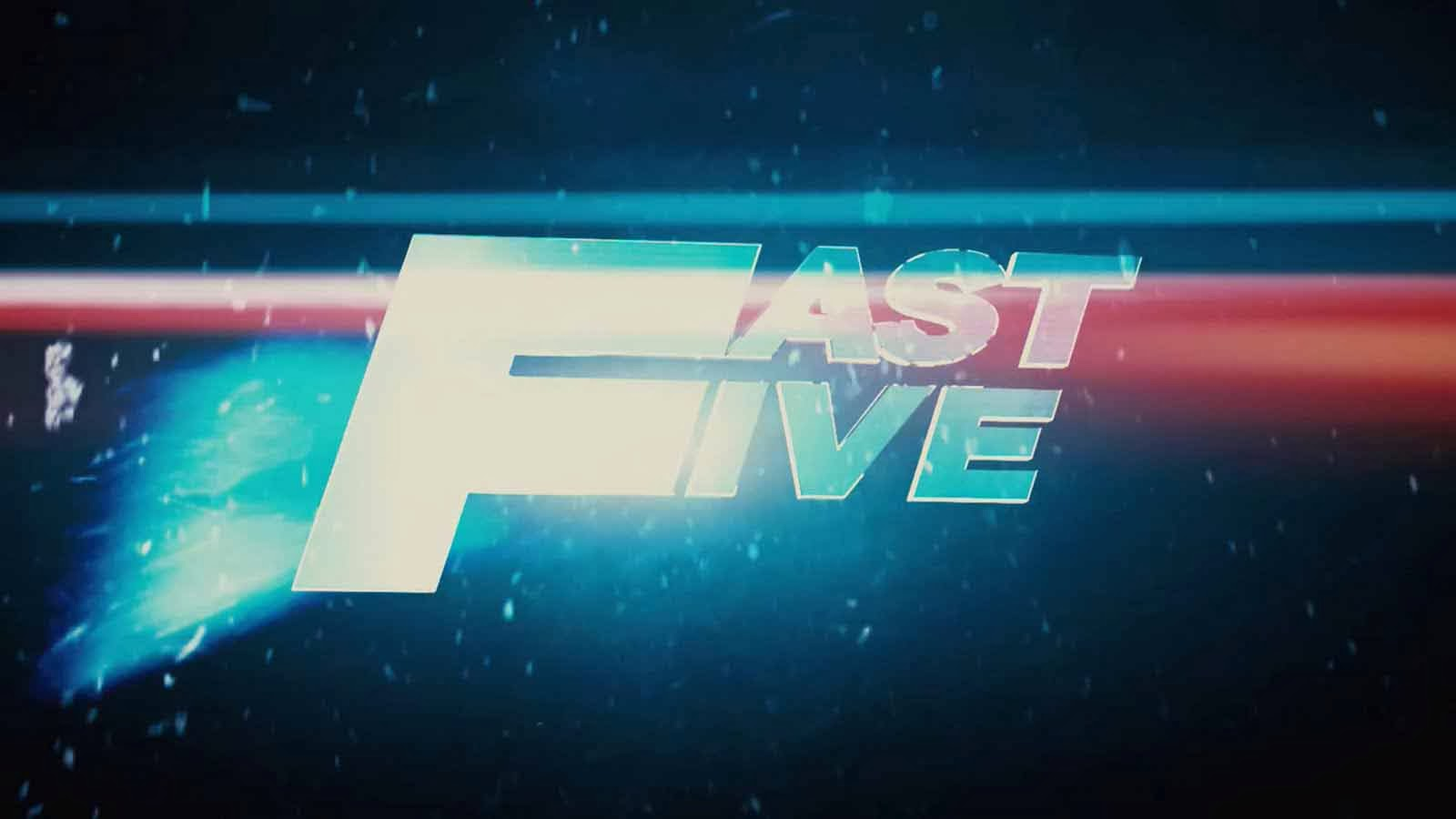 HD Wallpapers Fast Five Wallpapers 1600x900