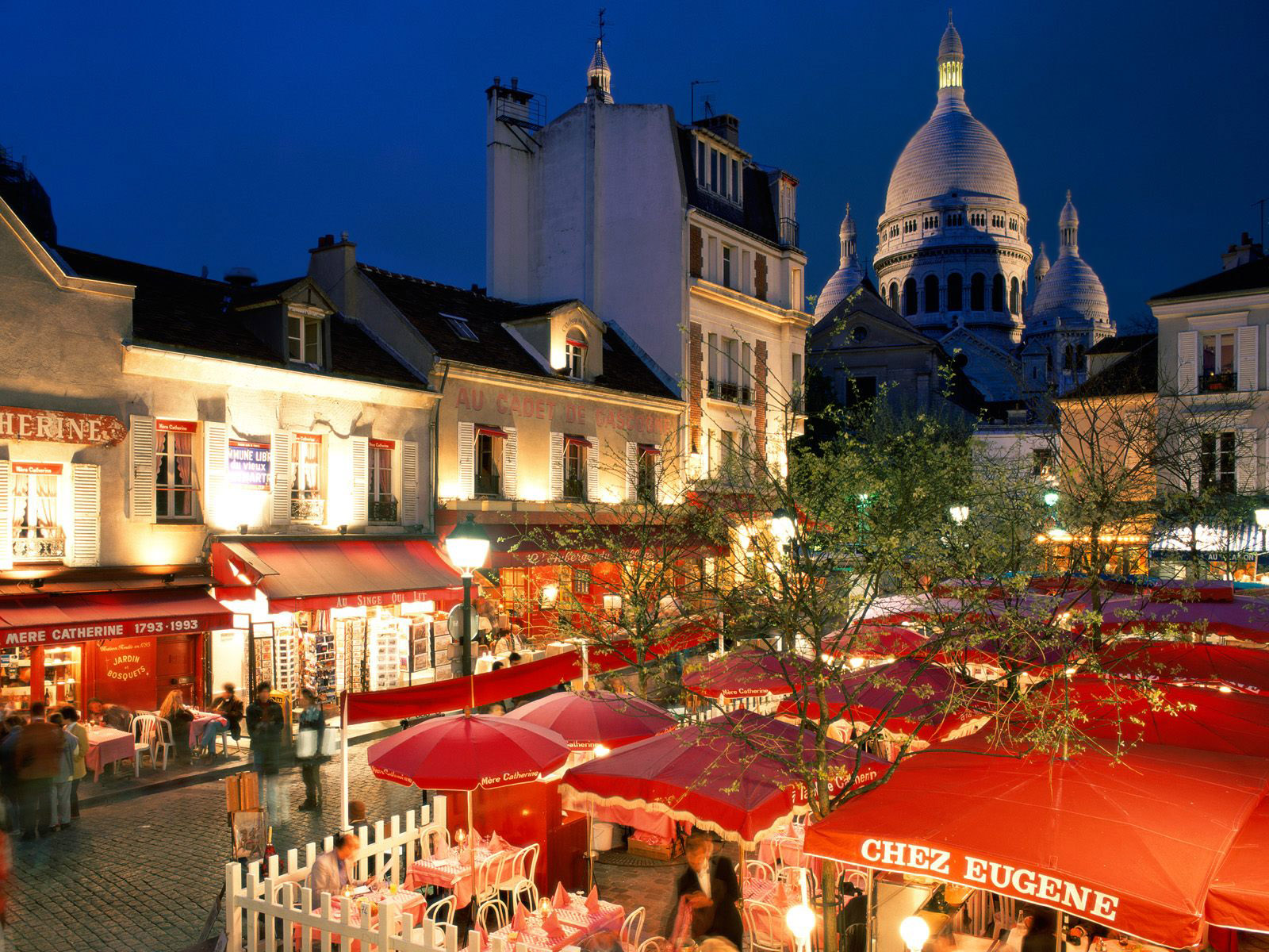 Cafe Paris wallpapers and images   wallpapers pictures photos 1600x1200