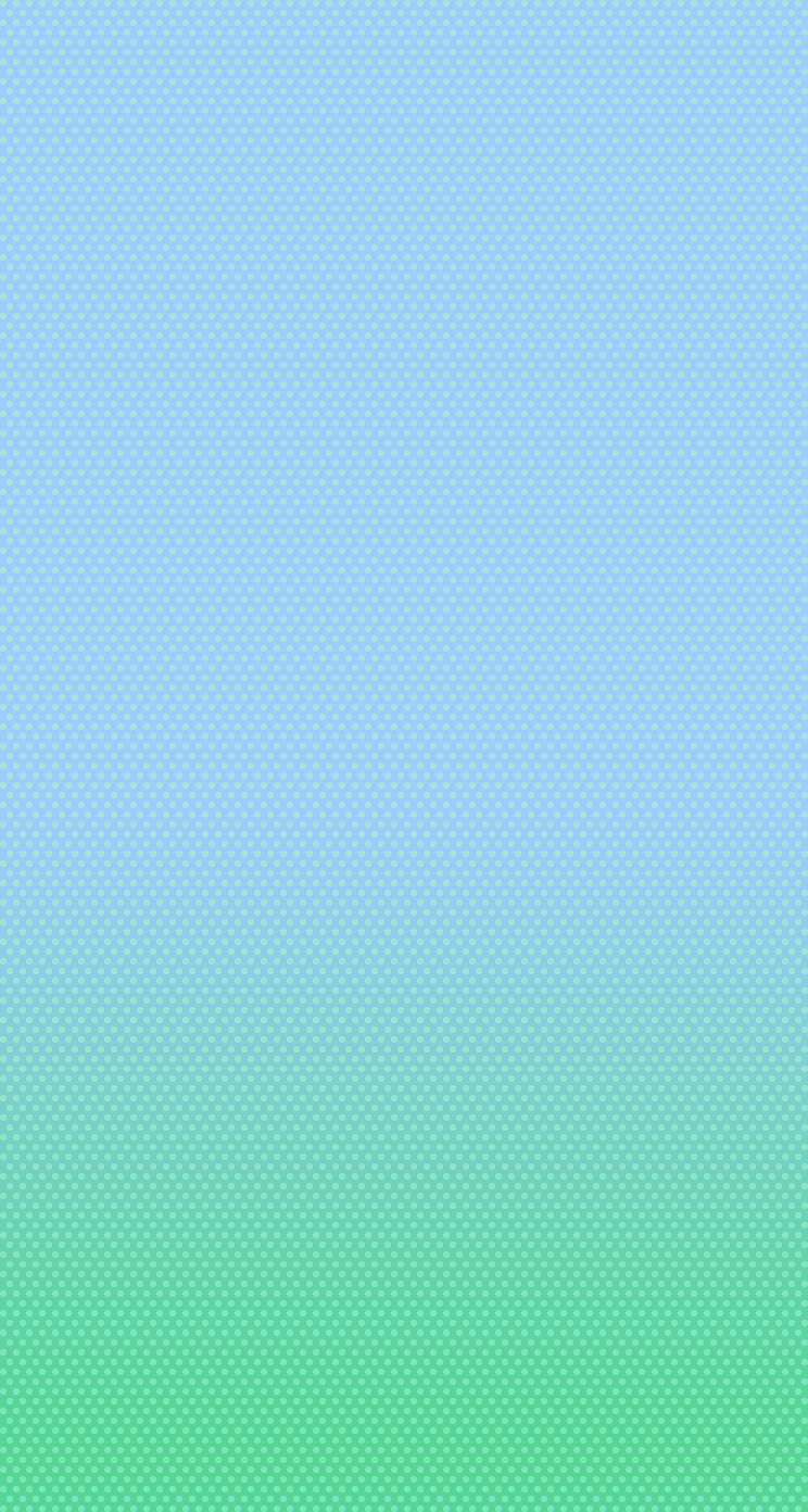 Light Blue Green Wallpaper 744x1392