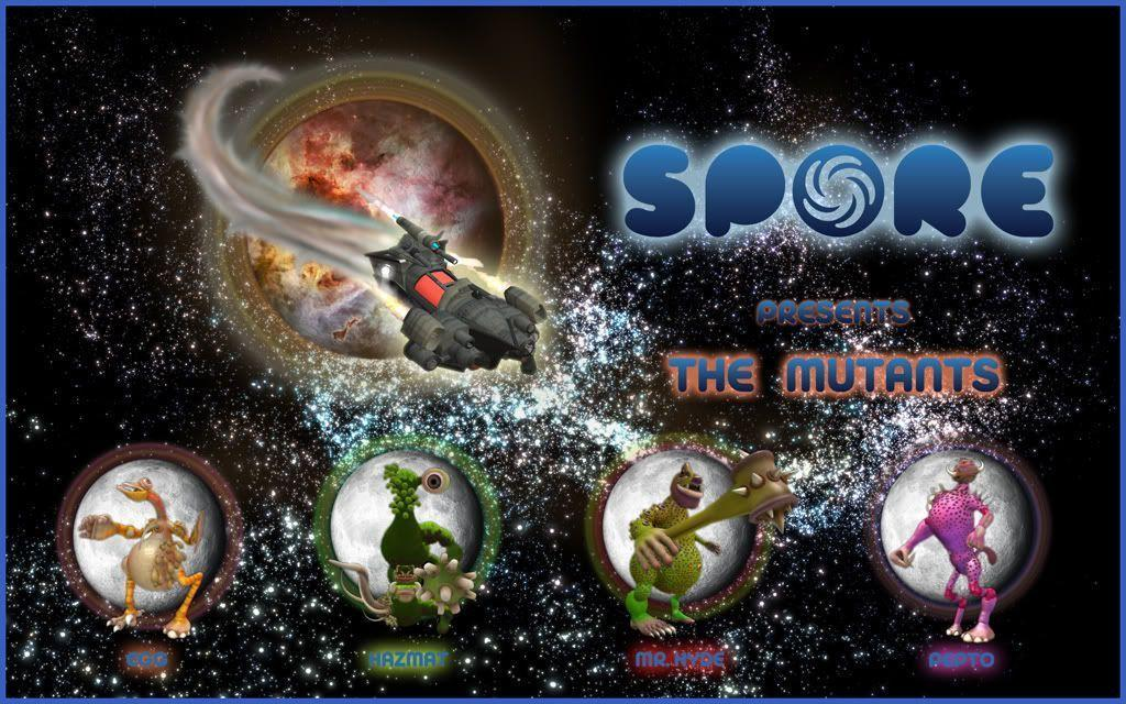 Spore Wallpapers 1024x640