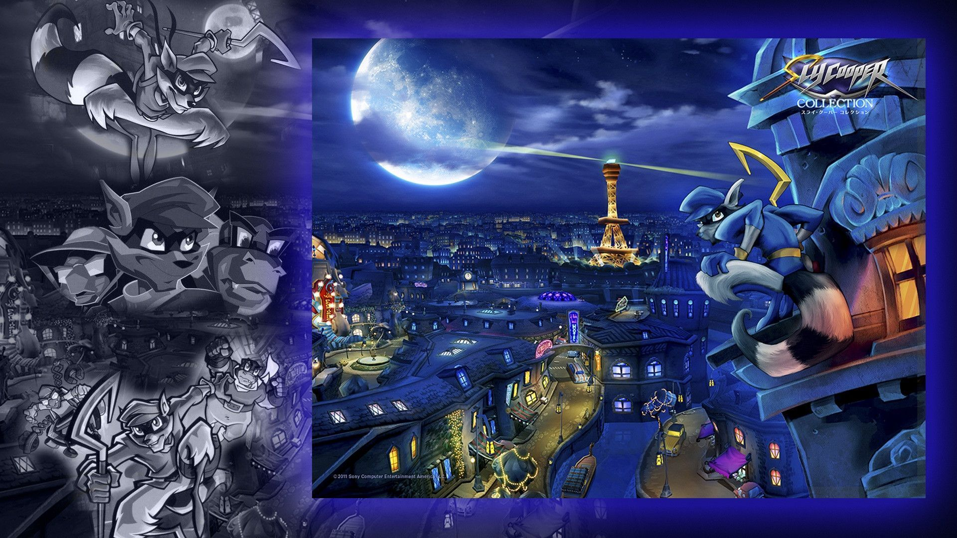 Sly Cooper Thieves in Time Wallpapers   HD Wallpapers Inn 1920x1080