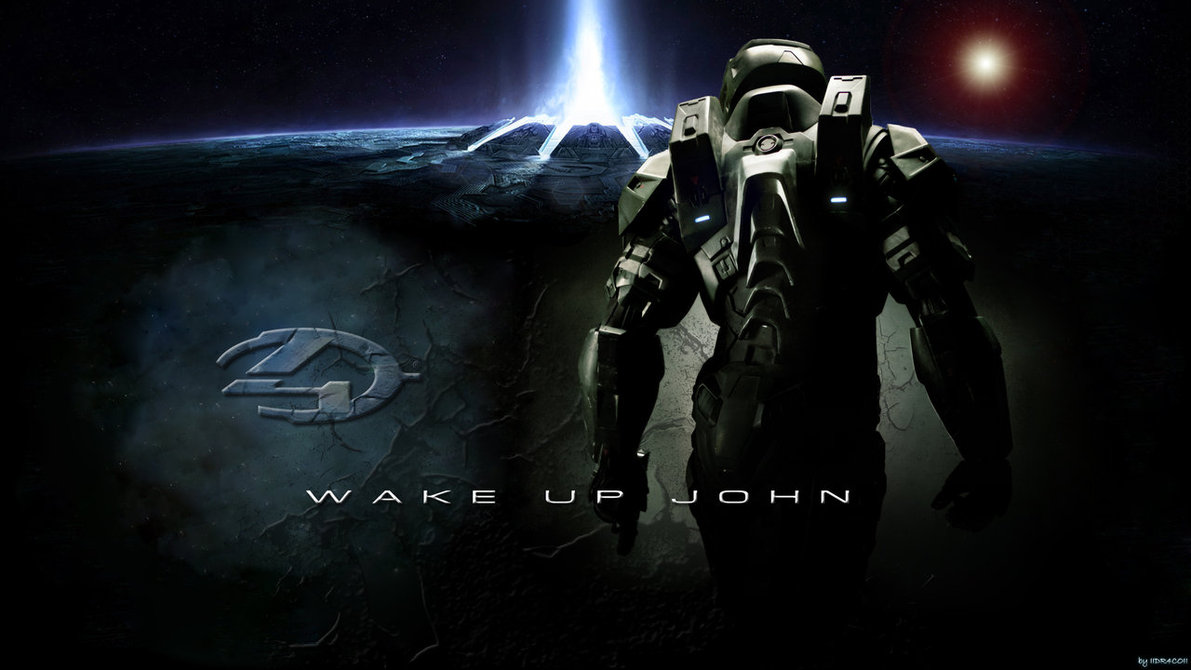 Halo 4 wallpaper by IIDR4COII 1191x670