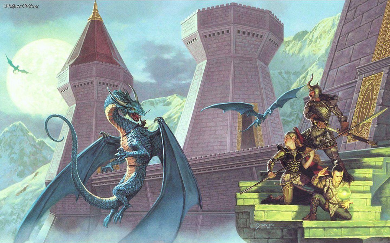dragonlance HD Wallpaper   General 884421 1440x900