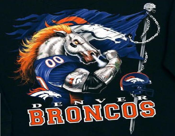 Denver Broncos Christmas Wallpaper - WallpaperSafari