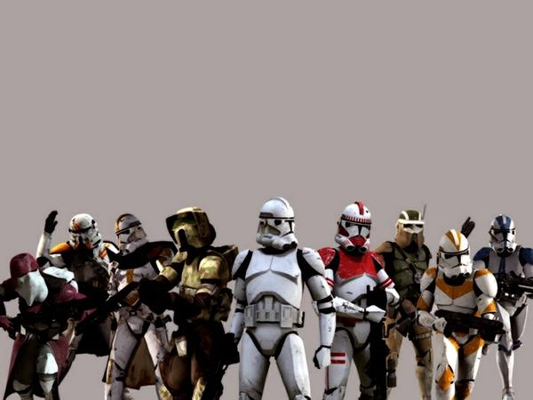 48 Clone Trooper Iphone Wallpaper On Wallpapersafari