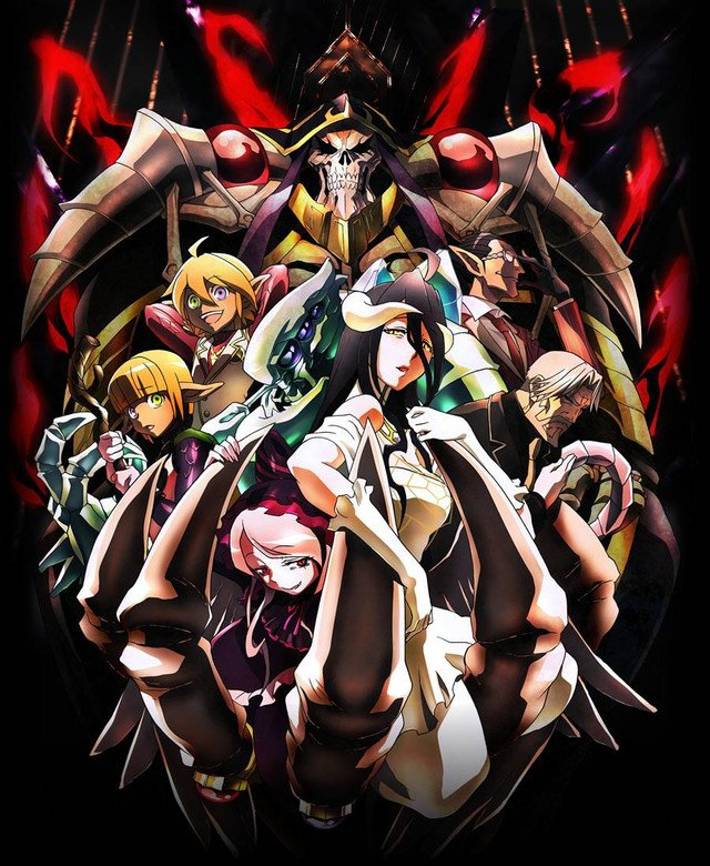 Crunchyroll   VIDEO First Overlord Anime Preview Posted 640x780
