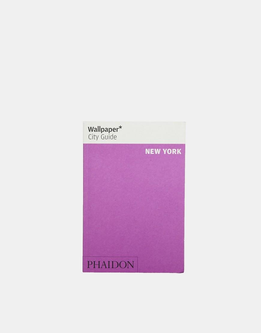Books Wallpaper City Guide Book New York at ASOS 870x1110
