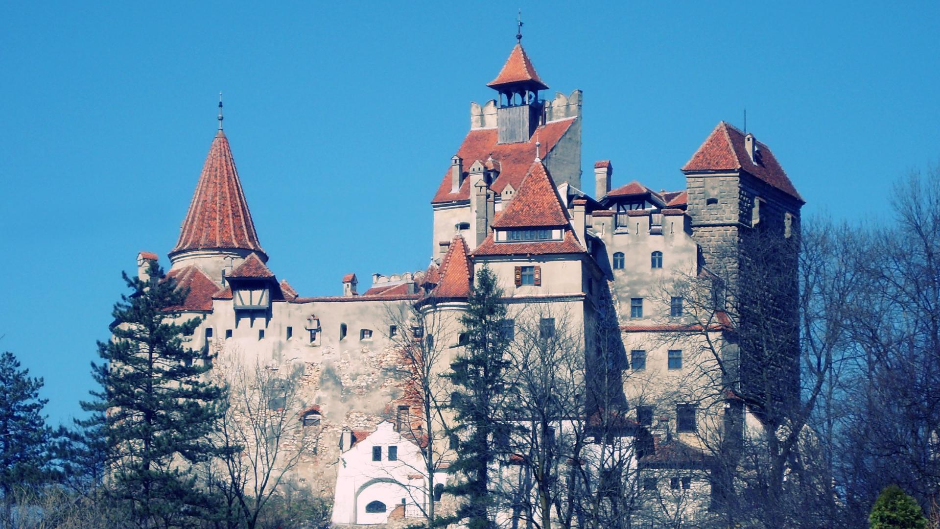 Draculas Castle wallpaper   698483 1920x1080