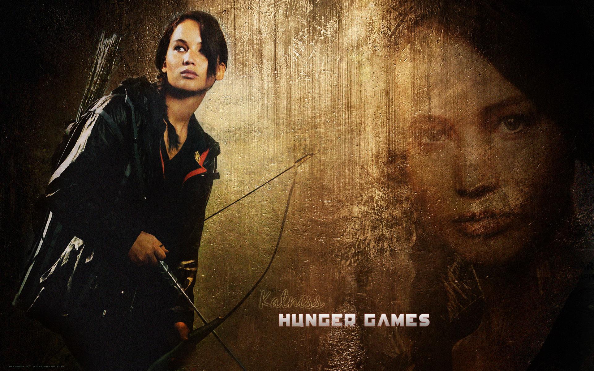 Katniss wallpaper   The Hunger Games Wallpaper 23842665 1920x1200