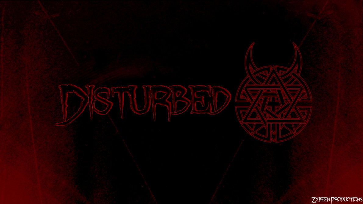 Disturbed Wallpaper by zxbeen 1191x670
