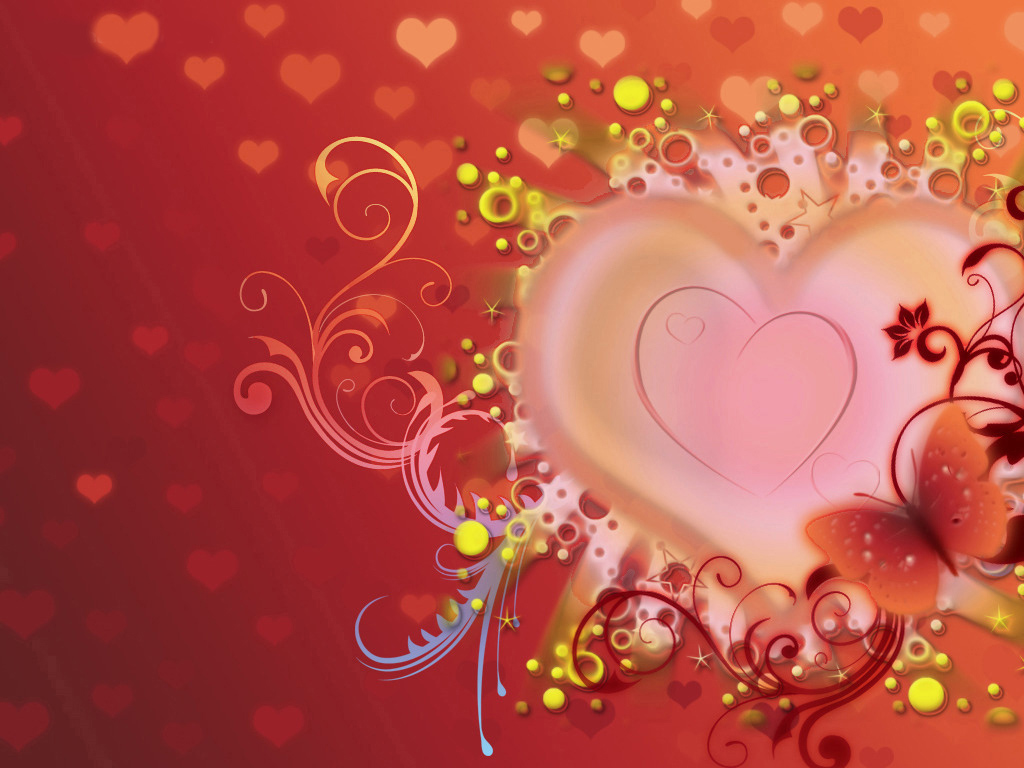 Valentine Wallpaper Download 1024x768