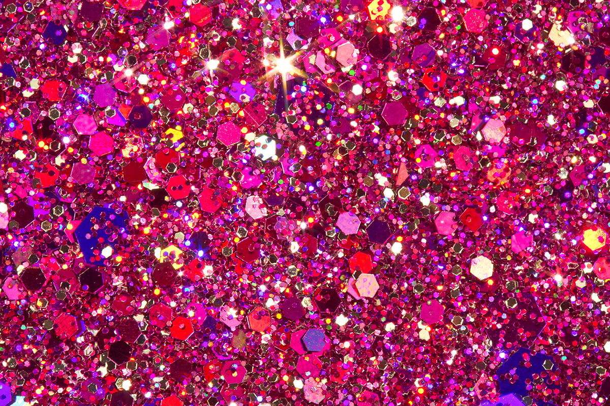 pink and black glitter wallpaper - wallpapersafari