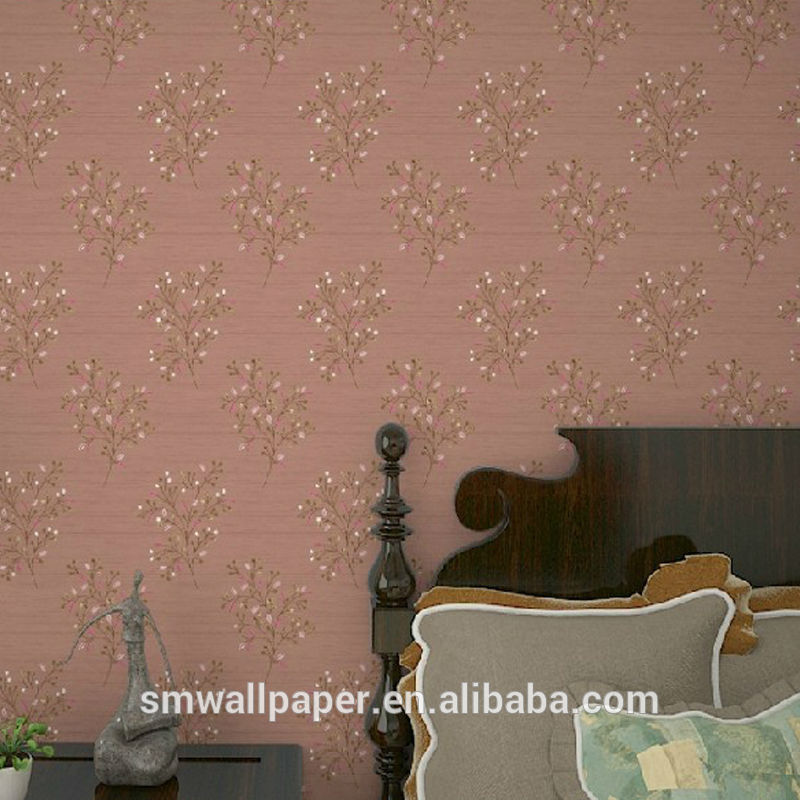 Removable Glitter Purple Wallpaper View decorative removable 800x800