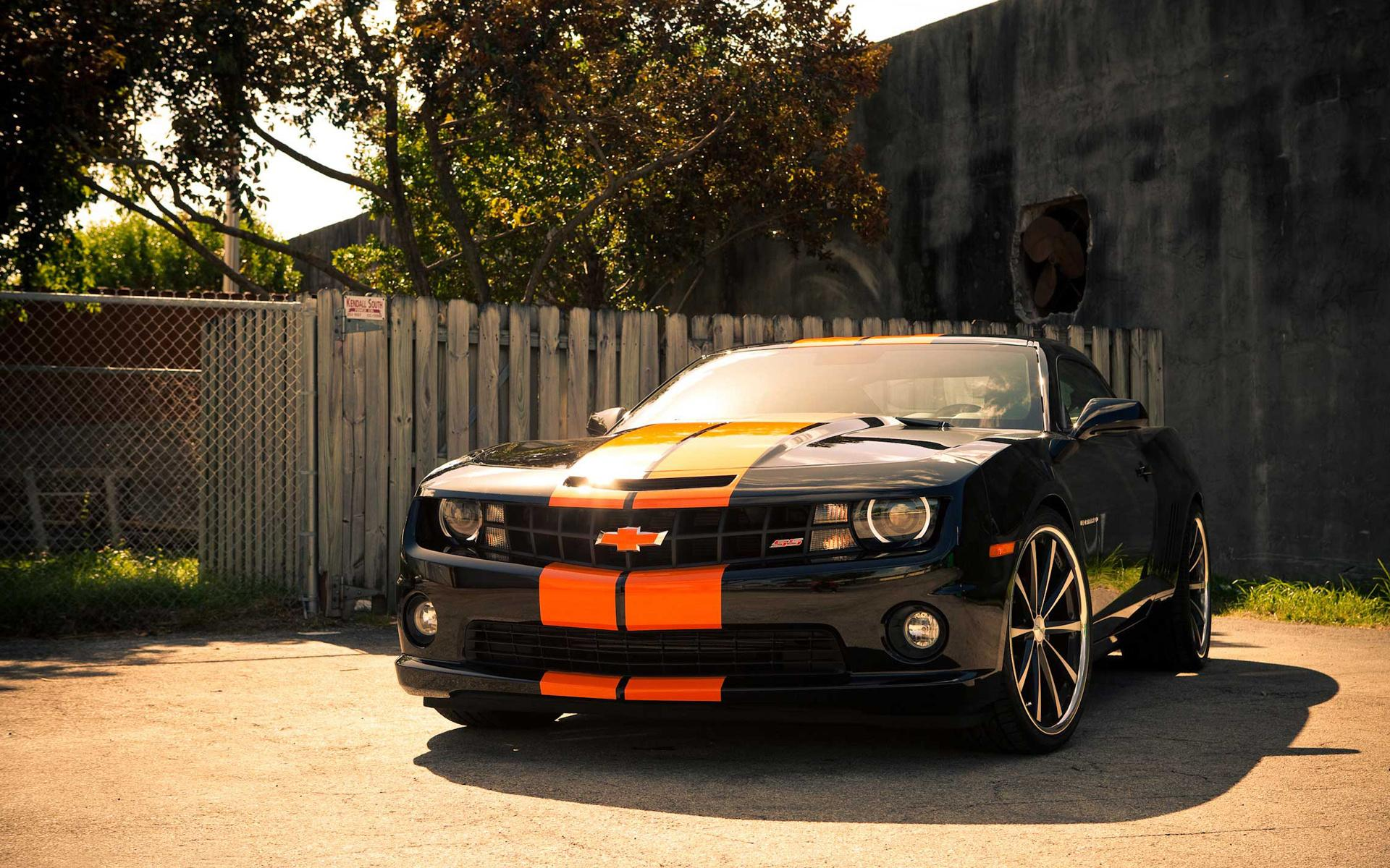 Chevrolet Camaro SS Car Wallpapers HD Wallpapers 1920x1200