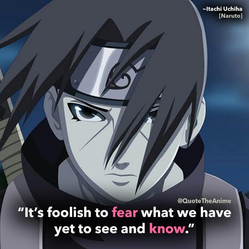 Powerful 11 Itachi Quotes   Naruto HQ Images QTA 1024x1024