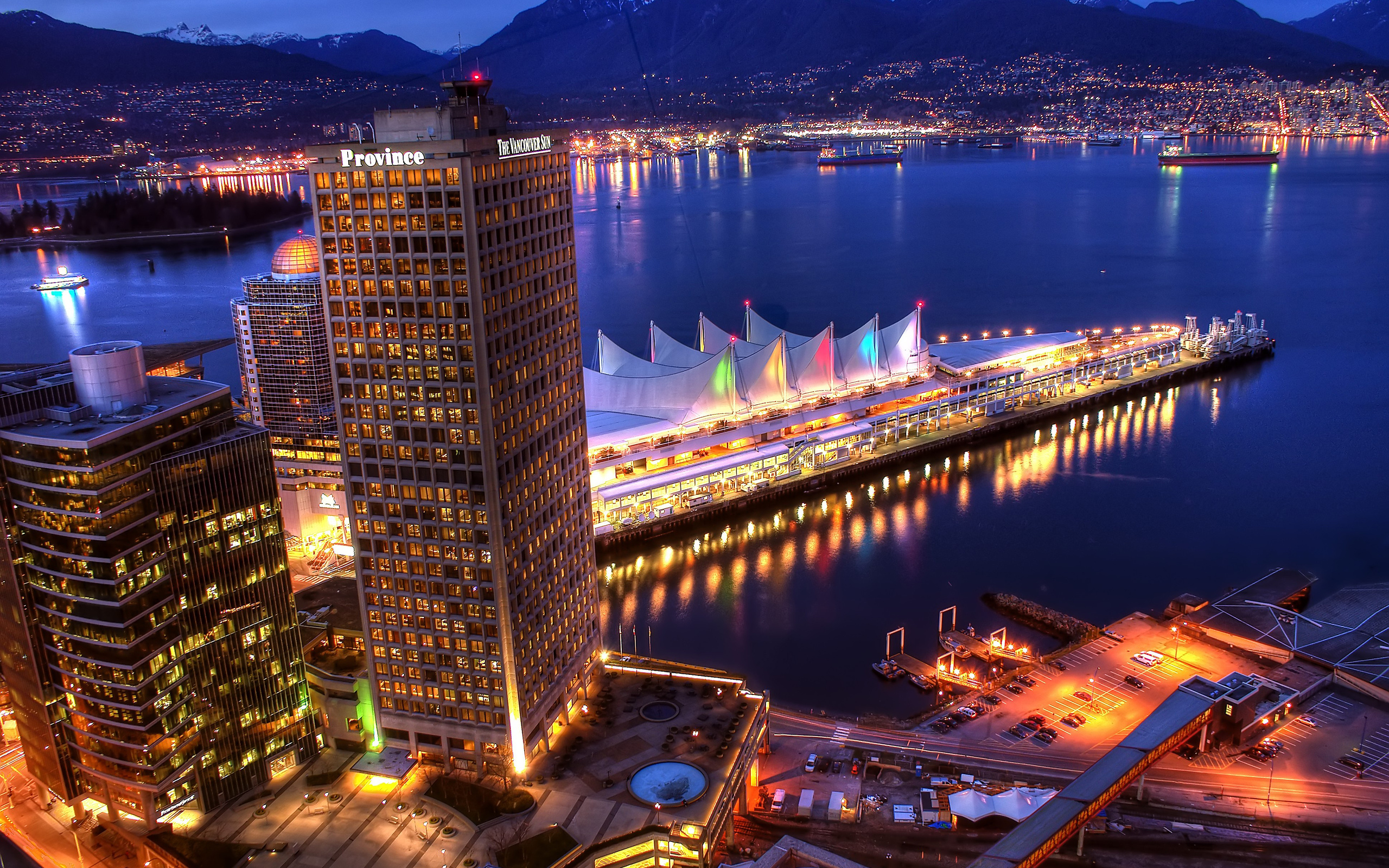 33 Vancouver HD Wallpapers Background Images 2560x1600
