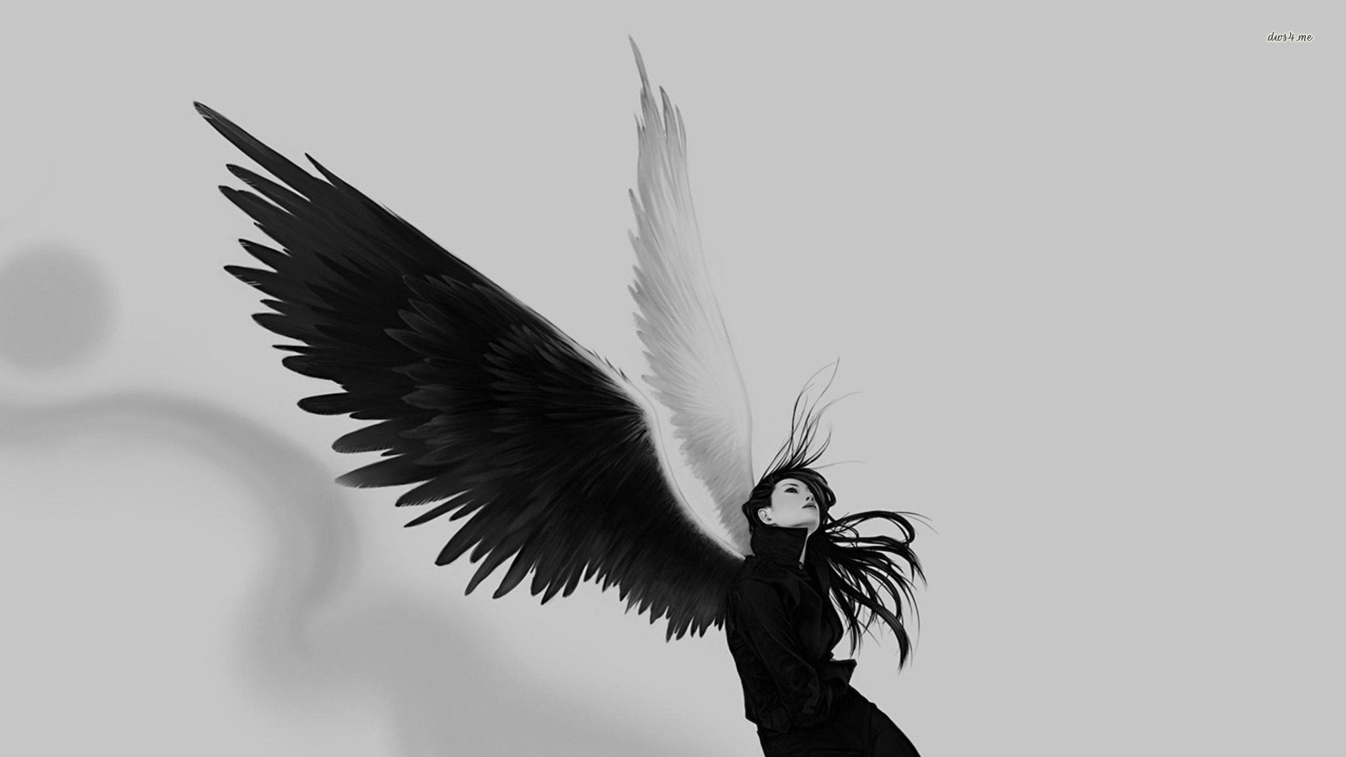 Free Download Wallpaper Angel Wings 81 Images 1920x1080 For Your