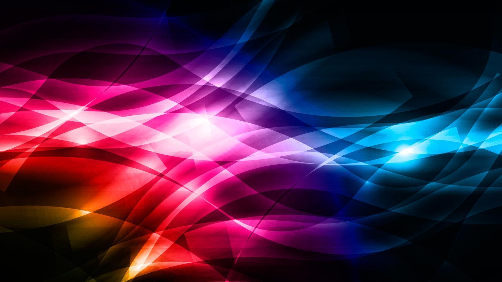 Colorful Graphic Design HD Wallpaper 1920x1080