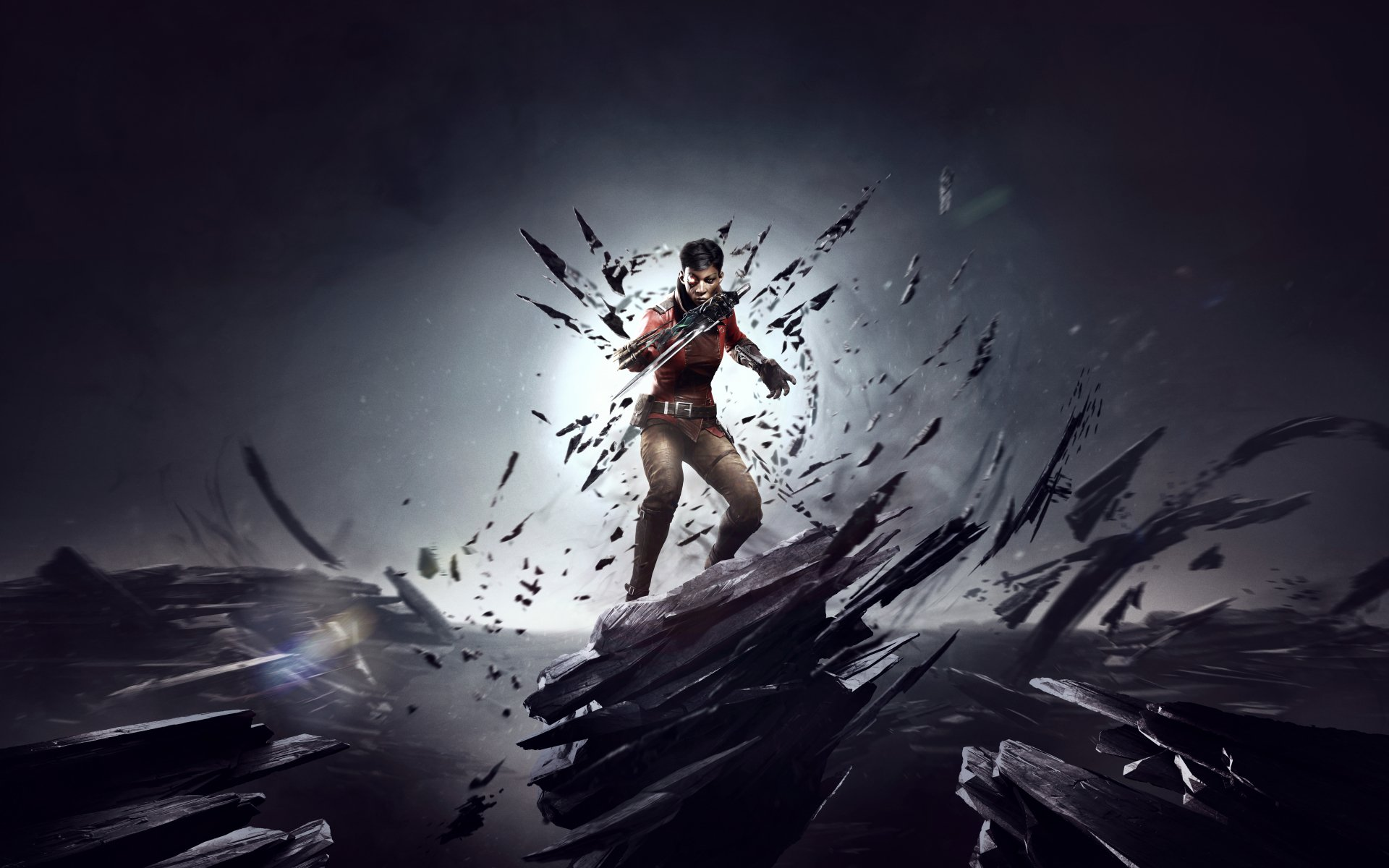 Dishonored Death of the Outsider 8k Ultra HD Wallpaper 1920x1200
