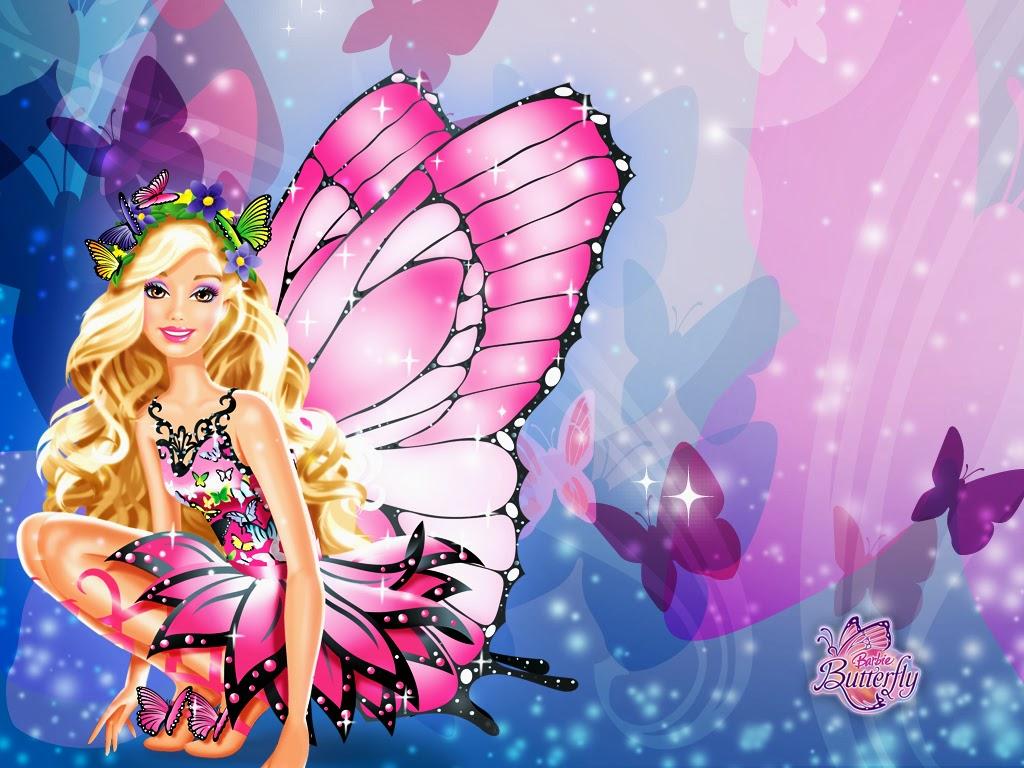 Pretty Barbie Dolls Wallpapers   beautiful desktop wallpapers 2014 1024x768