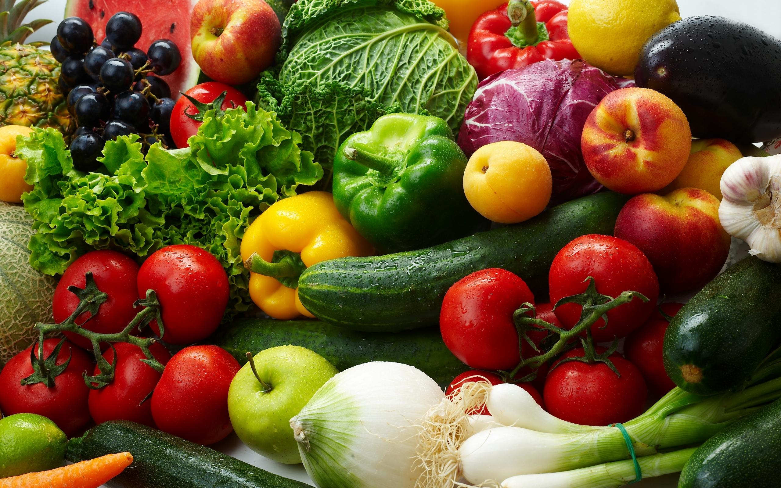 Vegetable Wallpaper 2560x1600