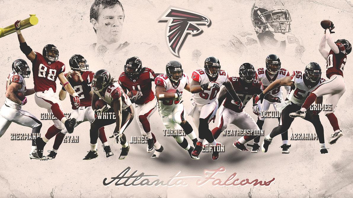 Atlanta Falcons Wallpaper by EwokHellkite 1191x670