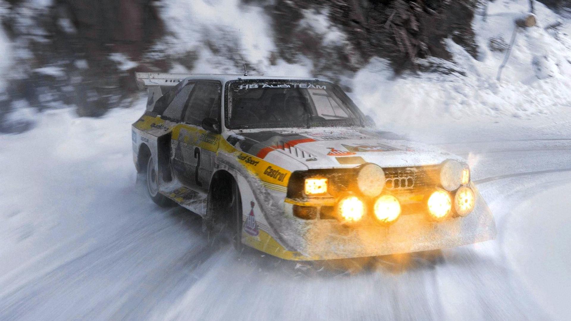 Audi Quattro Rally HD Wallpaper 1920x1080 ID62001 1920x1080