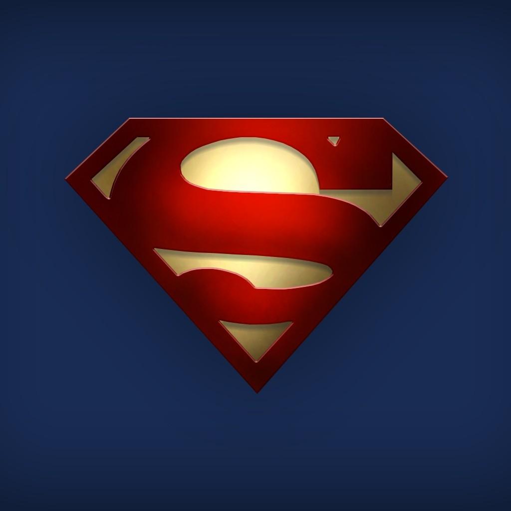 Superman Logo Wallpaper 4333 Hd Wallpapers in Logos   Imagescicom 1024x1024
