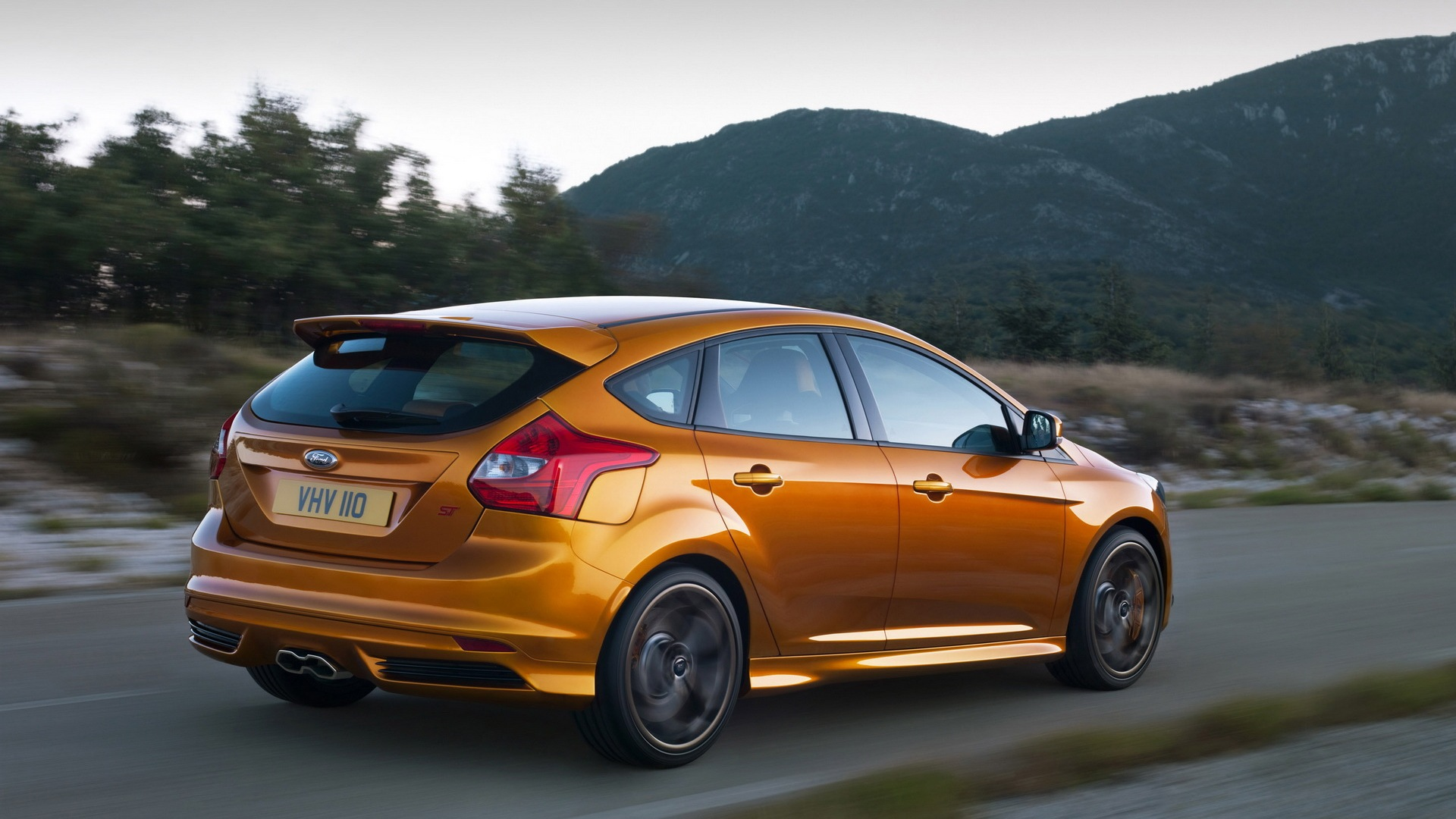 Ford Focus ST photos and wallpapers   tuningnewsnet 1920x1080
