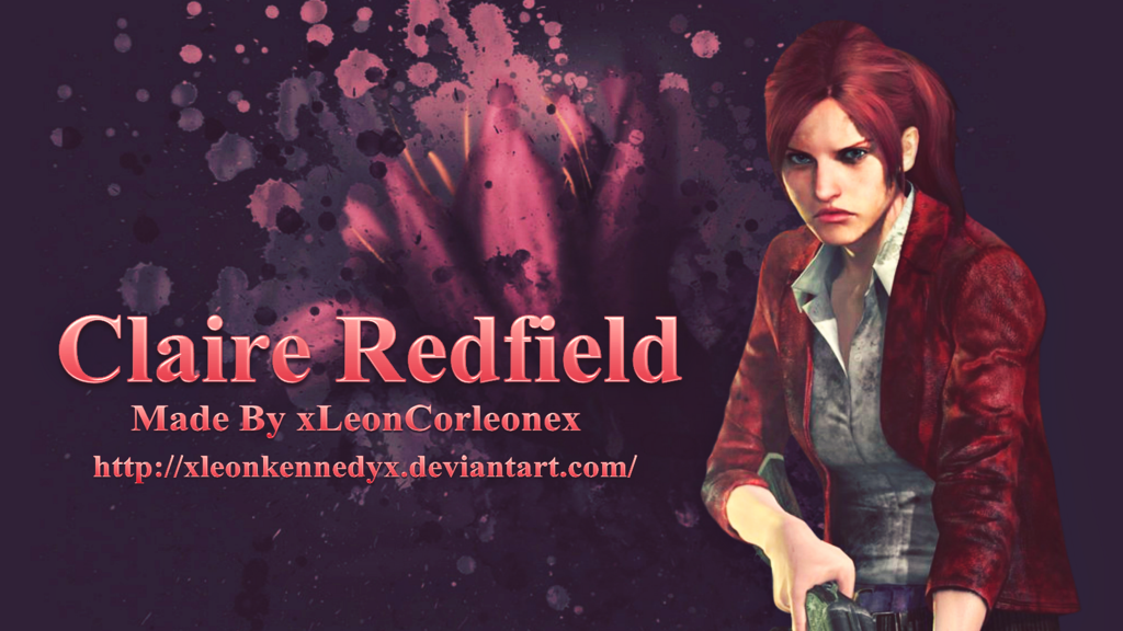 RE Revelation 2 Claire Redfield wallpaper 1 by xLeonKennedyx 1024x576