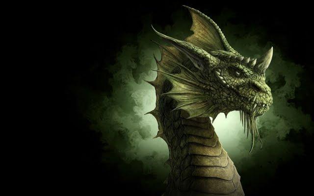 Cool Dragon Wallpaper Walltor 640x400