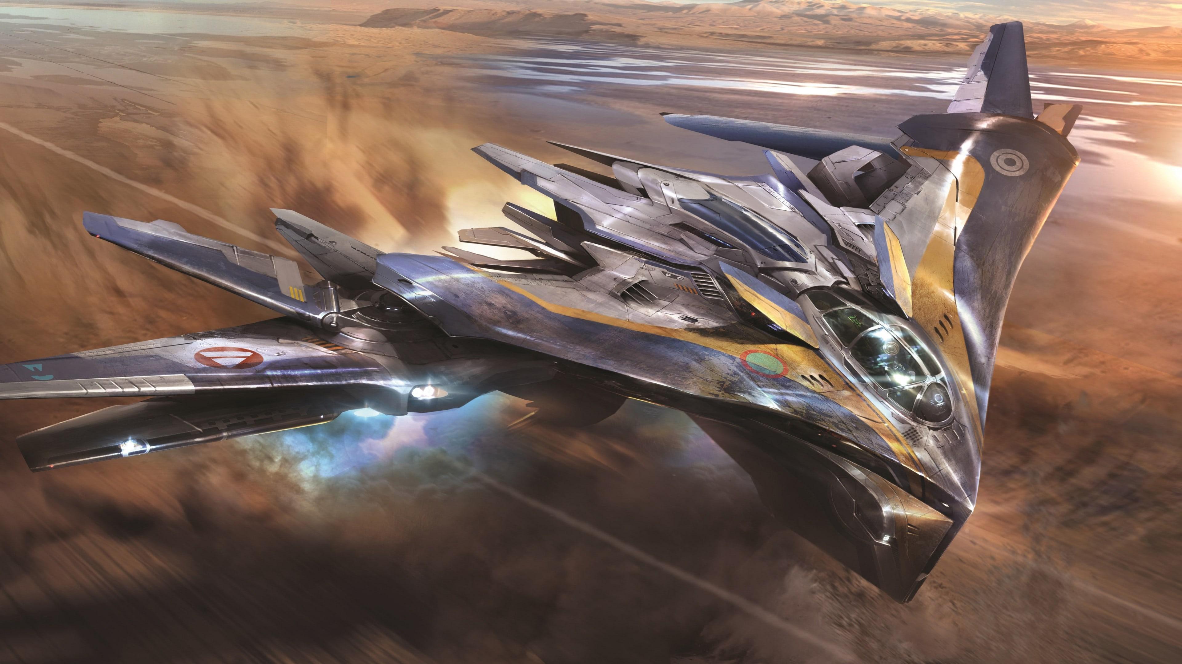 download milano spaceship guardians galaxy 1191 Wallpapers 3840x2160