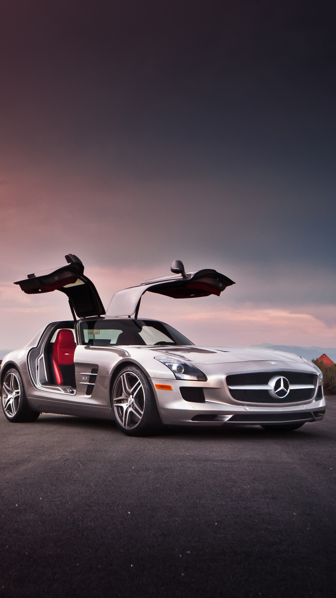 Mercedes Benz SLS Amg Wallpapers 74 images 1080x1920