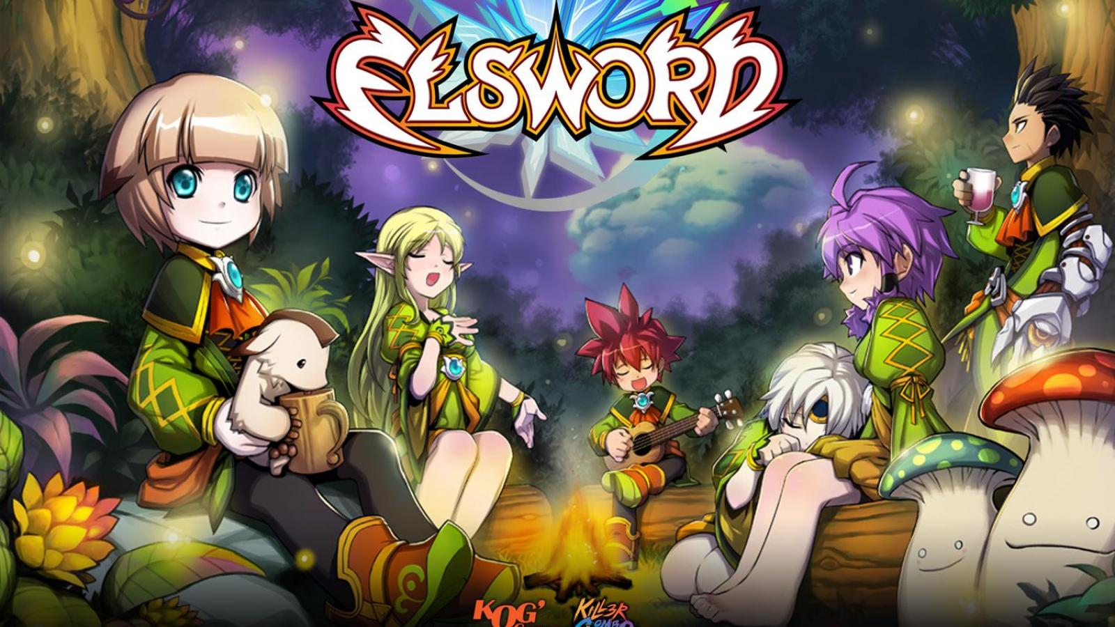 Elsword   161209   High Quality and Resolution Wallpapers on 1600x900