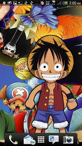 50 One Piece Live Wallpaper On Wallpapersafari