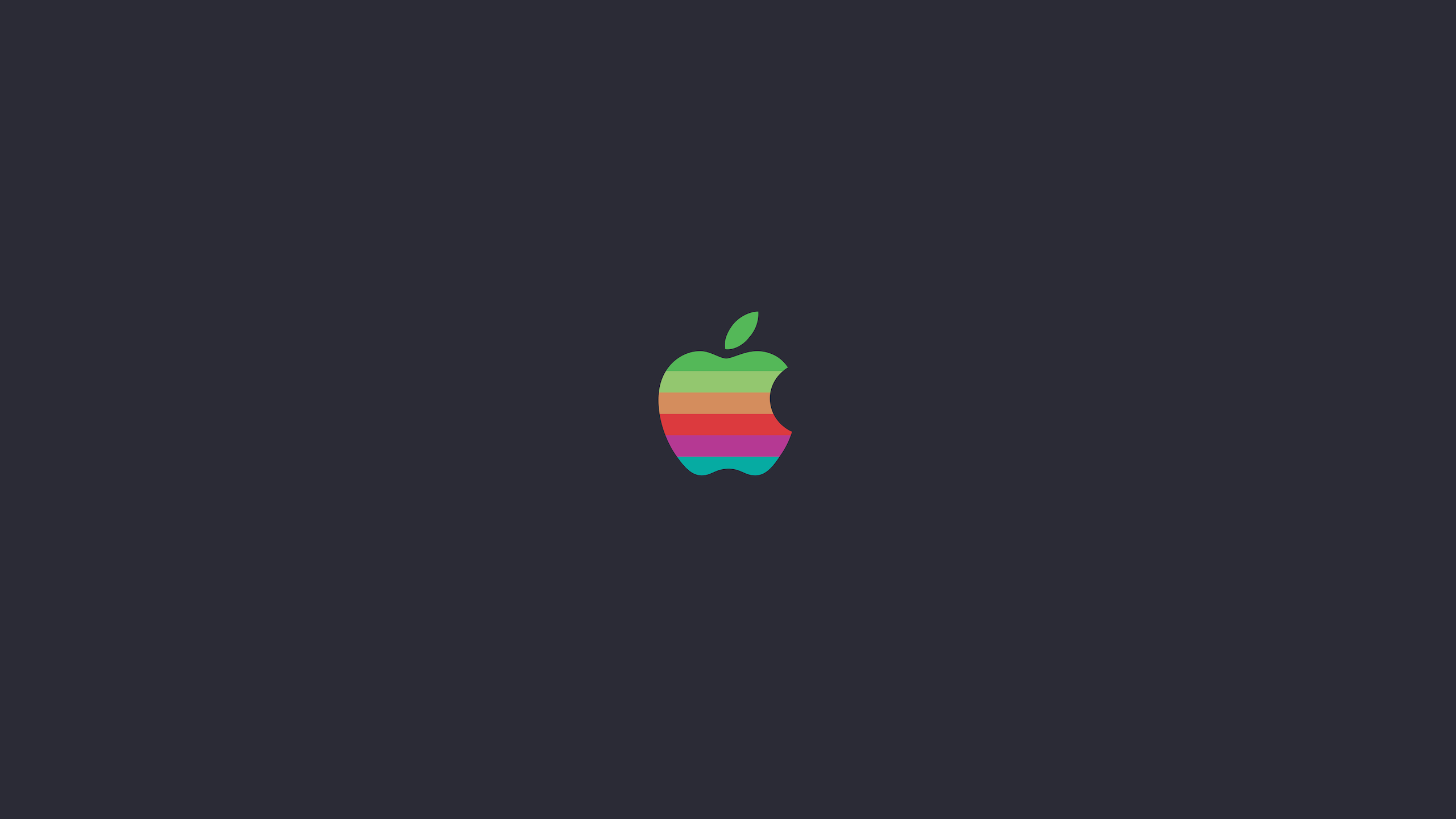 Retro Apple Logo WWDC 2016 wallpapers 2560x1440