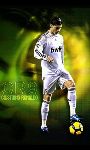 CR7 HD Wallpaper Android 307x512