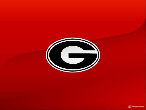 Georgia Bulldogs Great Logo Wallpaper Flickr   Photo Sharing 500x375