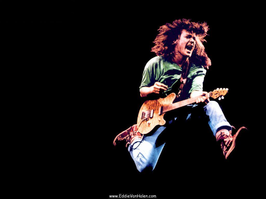 Eddie Van Halen Wallpapers 1024x768